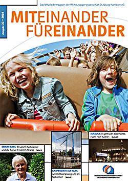 """""""MiFü - das WoGe-Magazin als PDF öffnen"""""""