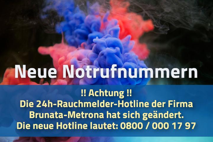 """""""Neue Notrufnummern-Liste als PDF-Datei öffnen"""""""