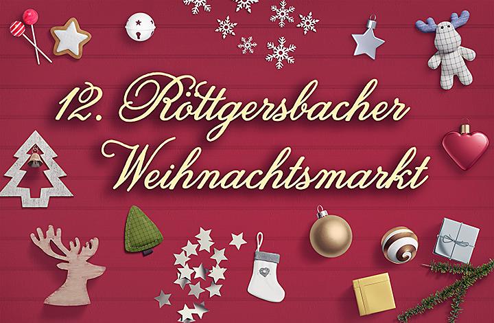"""""""12. Röttgersbacher Weihnachtsmarkt"""""""