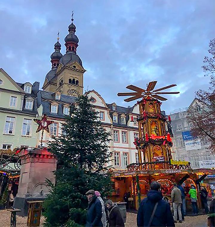 """""""Weihnachtsmarktfahrt nach Koblenz"""""""