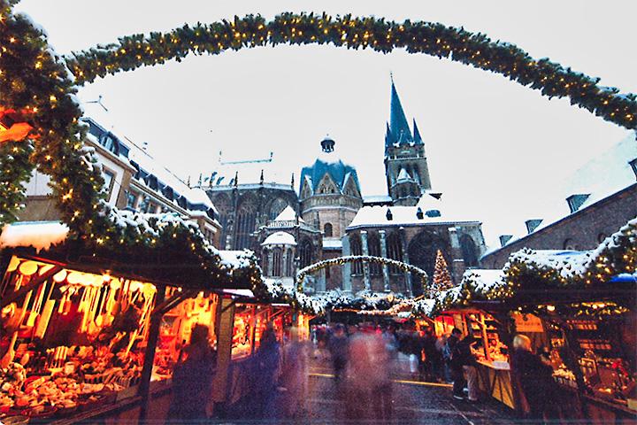 """""""Weihnachtsmarktfahrt Aachen"""""""